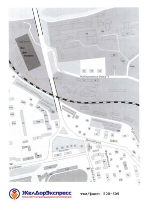 Схема Площадка Иркутск